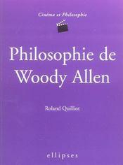 Philosophie De Woody Allen - Intérieur - Format classique