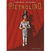 Pietrolino t.1 ; le clown frappeur - Couverture - Format classique
