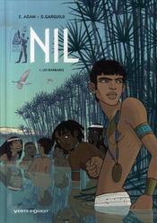 Nil t.1 ; les barbares - Intérieur - Format classique