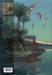 Nil t.1 ; les barbares - 4ème de couverture - Format classique
