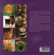 La cuisine en verres - 4ème de couverture - Format classique