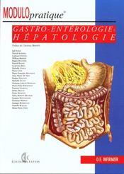 Gastro-entérologie, hépatologie - Intérieur - Format classique