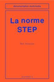 La norme step - Couverture - Format classique