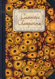 Cuisinière champenoise - Intérieur - Format classique