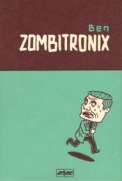 Zombitronix - Couverture - Format classique