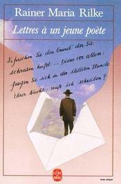 Lettres à un jeune poète - Intérieur - Format classique