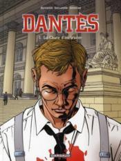 Dantès t.1 ; la chute d'un trader - Couverture - Format classique