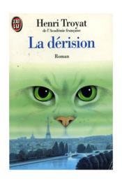 Derision (la) - Couverture - Format classique