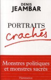 Portraits crachés - Couverture - Format classique