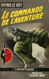 Le Commando de l'aventure - Couverture - Format classique