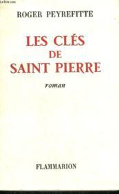 Les Cles De Saint Pierre. - Couverture - Format classique