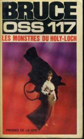 Les Monstres Du Holy-Loch (Oss 117) - Couverture - Format classique