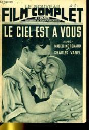 Le Nouveau Film Complet N° 12 - Le Ciel Est A Vous - Couverture - Format classique