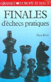 Finales d'echecs pratiques - Intérieur - Format classique
