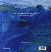 La balade de petit poisson - 4ème de couverture - Format classique