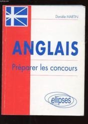 Anglais Preparer Les Concours - Couverture - Format classique