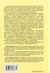La Voyance Guide Pratique - 4ème de couverture - Format classique