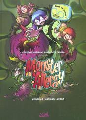 Monster allergy t.3 ; magnacat - Intérieur - Format classique