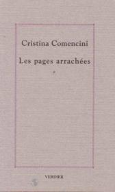 Les pages arrachees - Couverture - Format classique