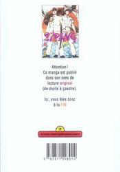 Zipang t.3 - 4ème de couverture - Format classique