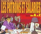 Patrons Et Salaries De A A Z - Intérieur - Format classique