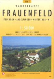 Frauenfeld ; Steckborn, Andelfingen , Winterthur, Wil ; 216T - Couverture - Format classique