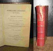 Nobiliaire Universel De France - Tome Vingtieme - Couverture - Format classique