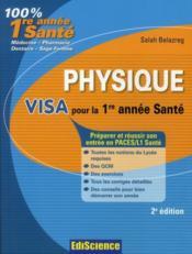 telecharger Physique – visa pour la 1ere annee sante (2e edition) livre PDF en ligne gratuit
