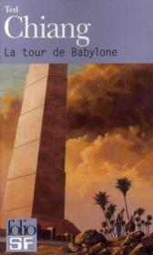La tour de Babylone - Couverture - Format classique