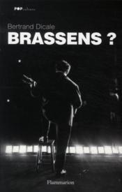 Brassens ? - Couverture - Format classique