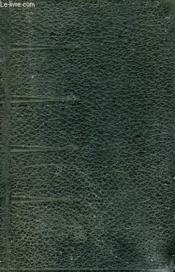 L'Imitation De Jesus-Christ - Couverture - Format classique