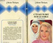 C'Etait Ecrit Sur Le Sable - Blue Jasmine - Couverture - Format classique