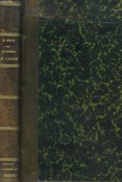 FIGURES DU PASSE. LE PRINCE DE LIGNE. Le Prince de Ligne, un grand Seigneur cosmopolite au XVIIIe siècle. - Couverture - Format classique