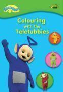 Teletubbies: big colouring book - Couverture - Format classique