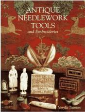 Antique needlework tools - Couverture - Format classique