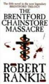 Brentford Chain-Store Massacre - Couverture - Format classique