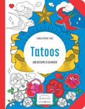 Tatoos ; aux sources du bien-êtres - Couverture - Format classique