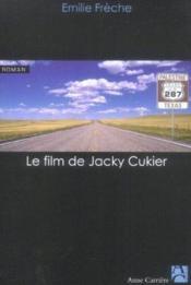 Le film de Jacky Cukier - Couverture - Format classique