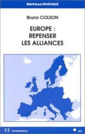 Europe - Couverture - Format classique