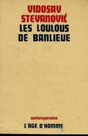 Les Loulous De Banlieue - Couverture - Format classique