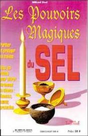 Pouvoirs magiques du sel - Couverture - Format classique