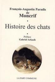 Histoire des chats - Intérieur - Format classique