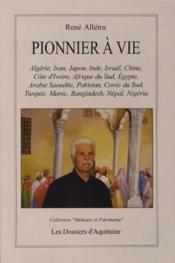Pionnier A Vie - Couverture - Format classique