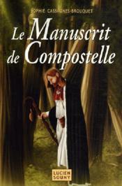 Manuscrit de compostelle (le) - Couverture - Format classique