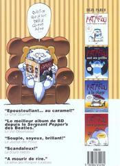 Matmatou T.5 ; Du Mou Pour Matmatou - 4ème de couverture - Format classique