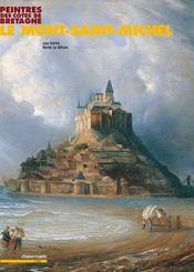 Peintres Des Cotes De Bretagne ; Le Mont-Saint-Michel - Intérieur - Format classique