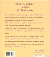 Tous Les Styles - 4ème de couverture - Format classique