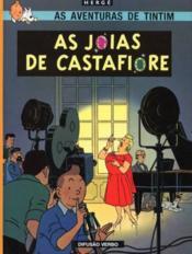 As Aventuras De Tintim T.21 ; As Joias De Castafiore - Couverture - Format classique