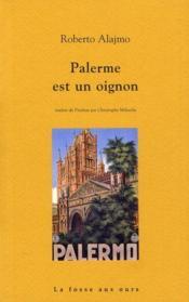 Palerme est un oignon - Couverture - Format classique