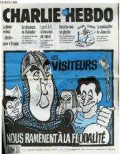 Charlie Hebdo N°41 - Les Visiteurs Nous Ramenent De La Feodalite - Couverture - Format classique